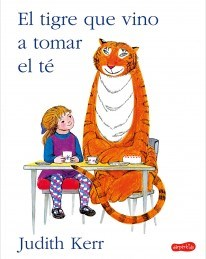 Libro El Tigre Que Vino A Tomar El Te