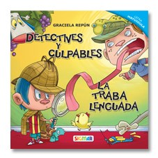 Libro Hilo Infinito (May) Detectives