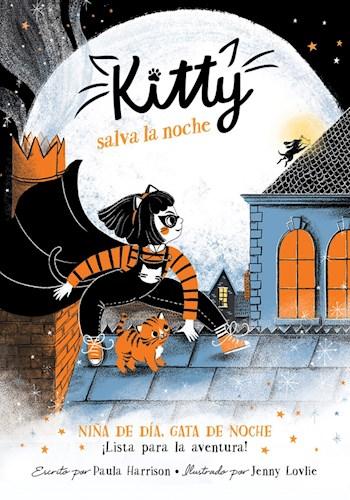 Libro Kitty Salva La Noche