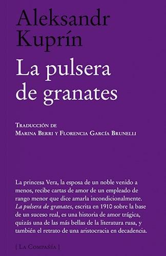 Libro La Pulsera De Granates