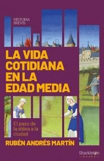 Libro La Vida Cotidiana En La Edad Media