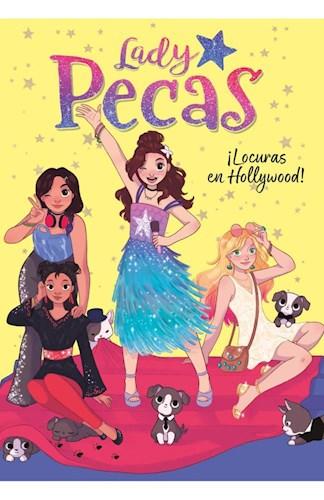 Libro Locuras En Hollywood ! ( Libro 3 De Lady Pecas )