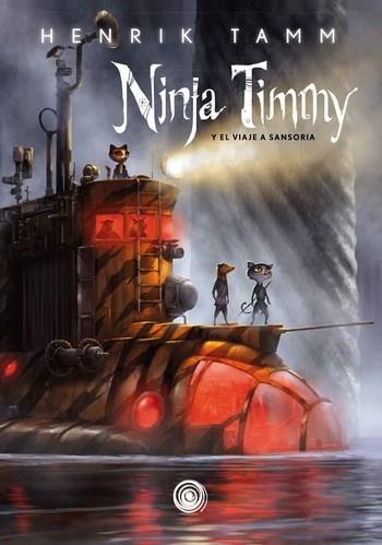Libro Ninja Tinny Y El Viaje A Sansoria