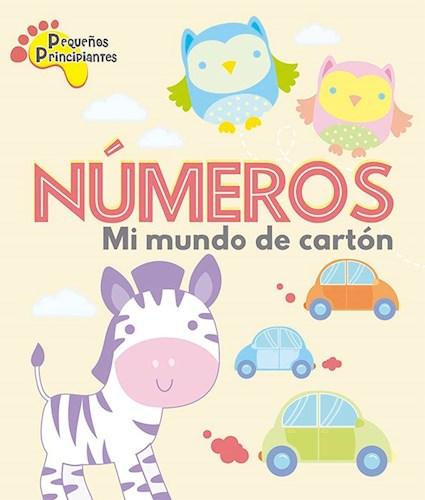Libro P.P. - Mi Mundo De Carton - Numeros