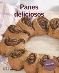 Libro Panes Deliciosos