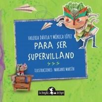 Libro Para Ser Supervillano
