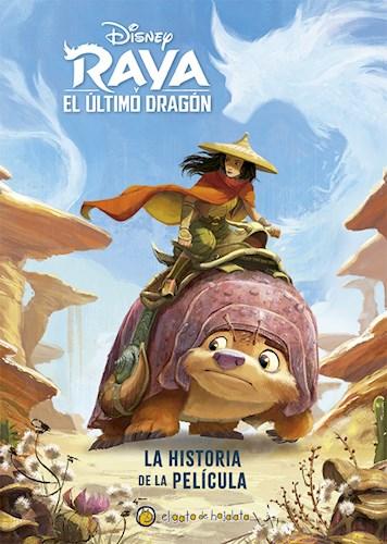 Libro Raya : El Ultimo Dragon