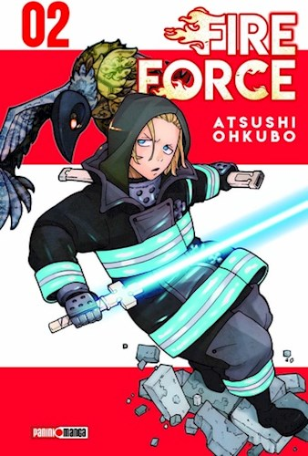 Libro 2. Fire Force