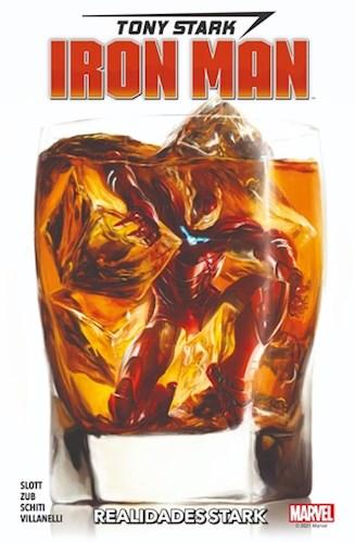 Libro 2. Tony Stark Iron Man