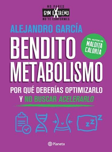 Libro Bendito Metabolismo