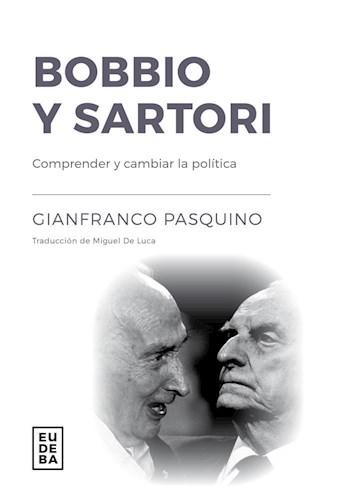 Libro Bobbio Y Sartori