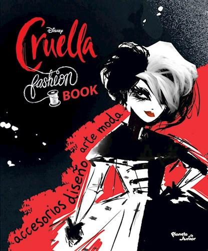 Libro Cruella  Fashion Book