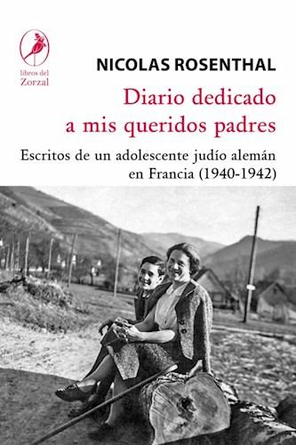 Libro Diario Dedicado A Mis Queridos Padres