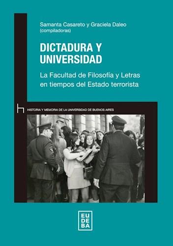 Libro Dictadura Y Universidad