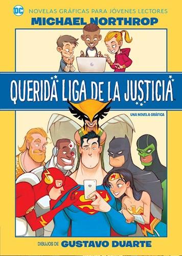 Libro Querida Liga De La Justicia