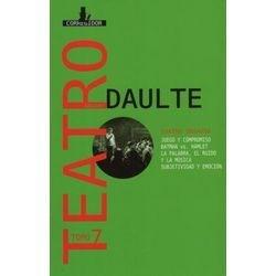Libro Teatro 7 -Cuatro Ensayos