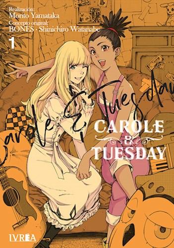 Libro 1. Carole & Tuesday