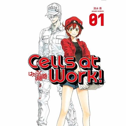 Libro 1. Cells At Work