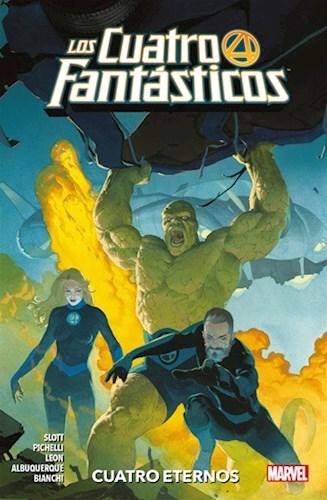Libro 1. Los Cuatro Fantasticos
