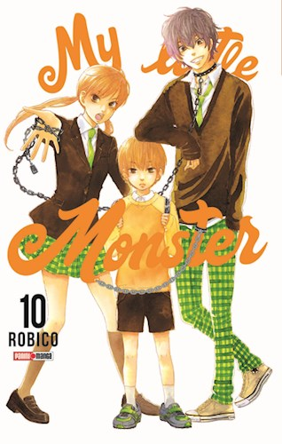 Libro 10. My Little Monster
