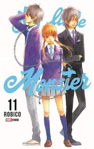 Libro 11. My Little Monster