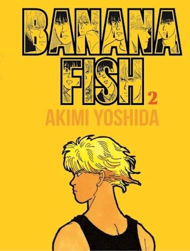 Libro 2. Banana Fish