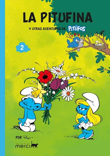 Libro 2. Los Pitufos Y La Pitufina