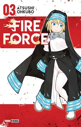 Libro 3. Fire Force