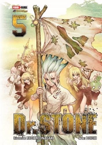 Libro 5. Dr. Stone