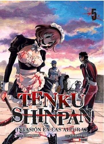 Libro 5. Tenku Shinpan