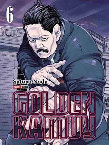 Libro 6. Golden Kamuy