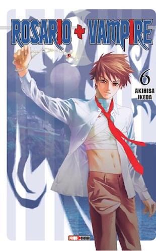 Libro 6. Rosario Vampire