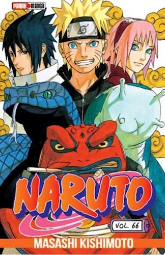 Libro 66. Naruto