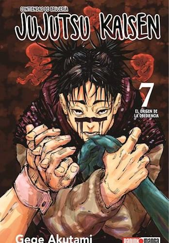 Libro 7. Jujutsu Kaisen
