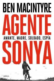 Libro Agente Sonya