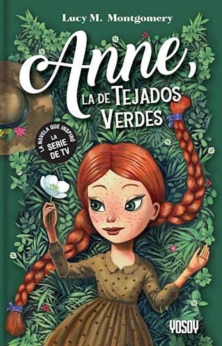 Libro Anne , La De Tejados Verdes
