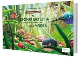 Libro El Bichito Bolita Y Otros Animales Del Jardin