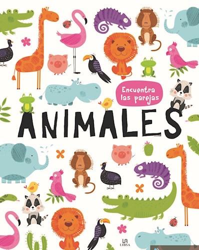 Libro Encuentra Las Parejas Animales