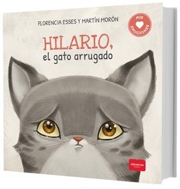 Libro Hilario , El Gato Arrugado