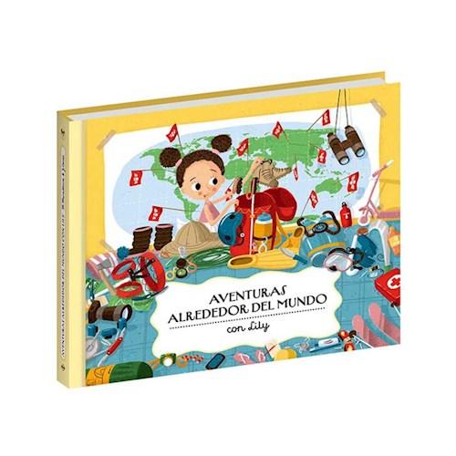 Libro Lili ,Aventura Alrededor Del Mundo