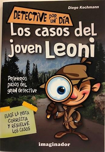 Libro Los Casos Del Joven Leoni : Primeros Pasos Del Gran Detective.