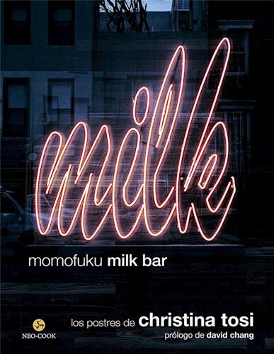 Libro Momofuku Milk Bar