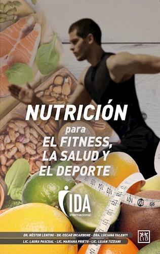 Libro Nutricion Para El Fitness , La Salud Y El Deporte