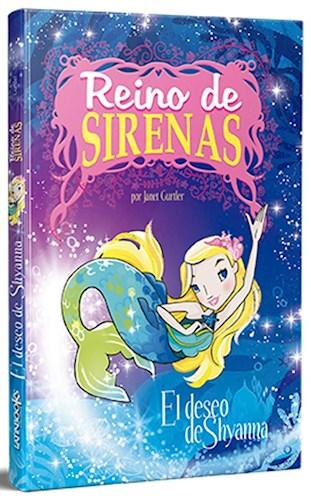 Libro Reino De Sirenas - El Deseo De Shyanna