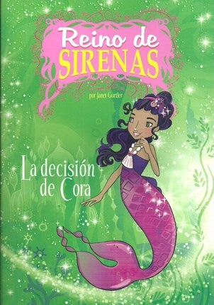 Libro Reino De Sirenas - La Decision De Cora