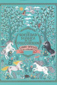 Descargar Sociedad Magica Unicornios (Colorear)