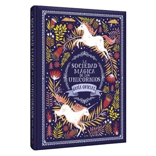Libro Sociedad Magica Unicornios