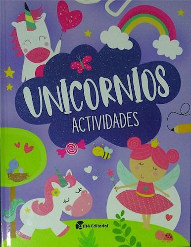 Libro Unicornios Actividades