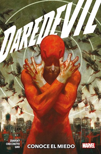 Libro 1. Daredevil