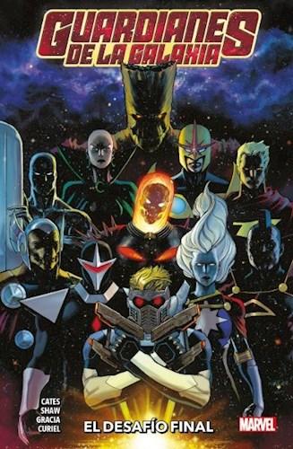 Libro 1. Guardianes De La Galaxia